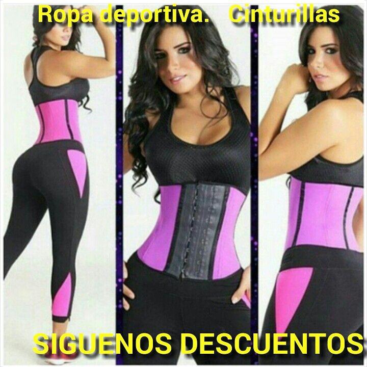 sportwear ropa deportiva waist trainer cinturillas fajas