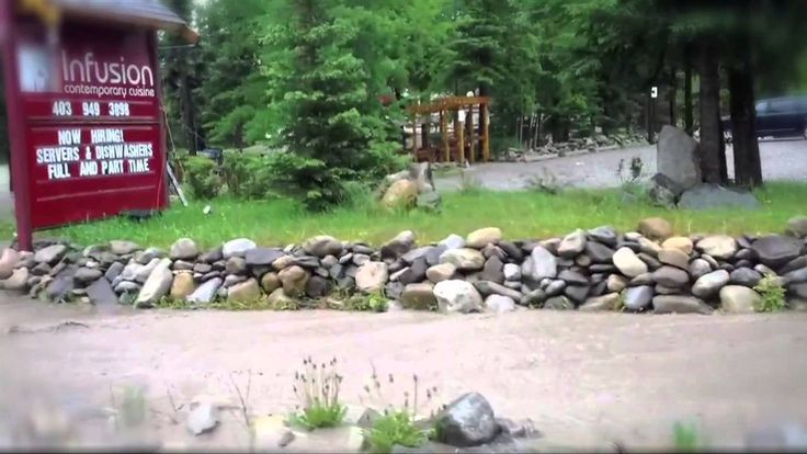 Canmore Bragg Creek High River Floods  - Compilation Video