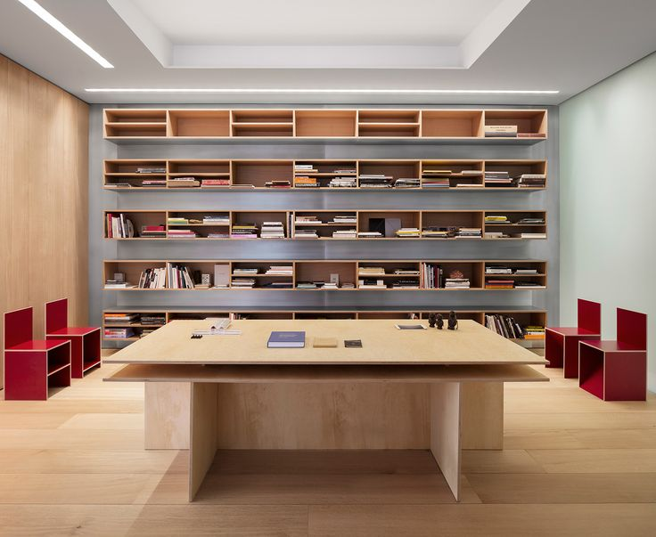photographers loft in new york by desai chia architecture new york loftarchitect magazineoffice receptioninterior design