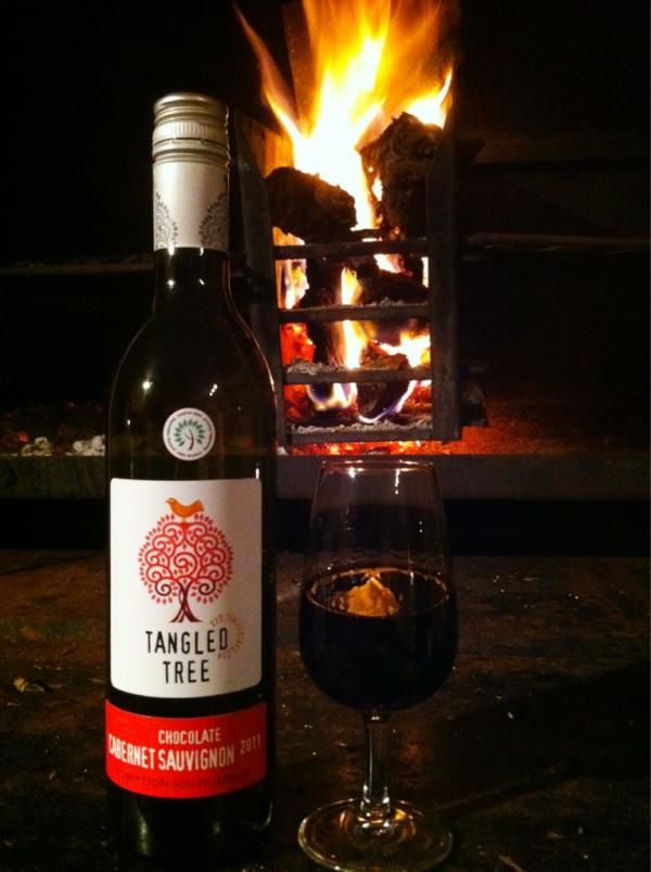 @Sonneblom: Wine by the fire...second to none @TangledTree @vanloverenwines @WINEmag #tangledtreetreasures
