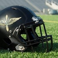 Army Auctions | 2015 Army Football Aviation Branch Helmet