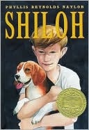 I'm sure most people have read this extraordinary book about a dog and a boy by Phyllis Reynolds Naylor but I can't leave a gem like this off my list.