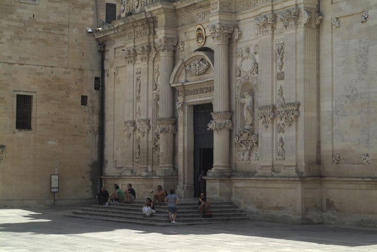 Lecce - Cattedrale di Maria SS Assunta