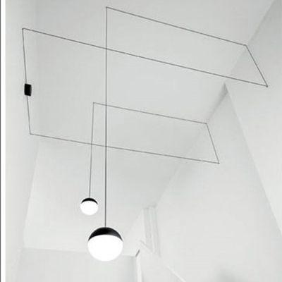 Италия FlosString свет круглый люстра интеллигентный Promise затемнением исследование спальни гостиной столовой - Taobao