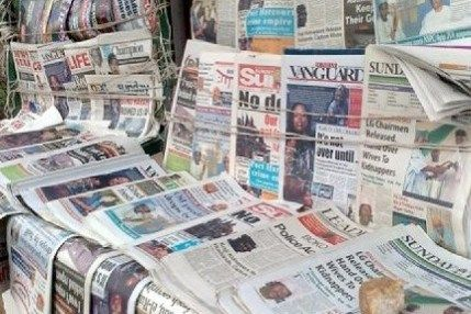 Nigerian Newspaper Headlines Today: 28th February 2018