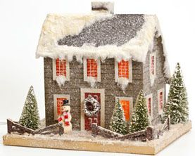 Ragon House    http://www.hometraditions.com/card-board-houses-and-churches.shtml