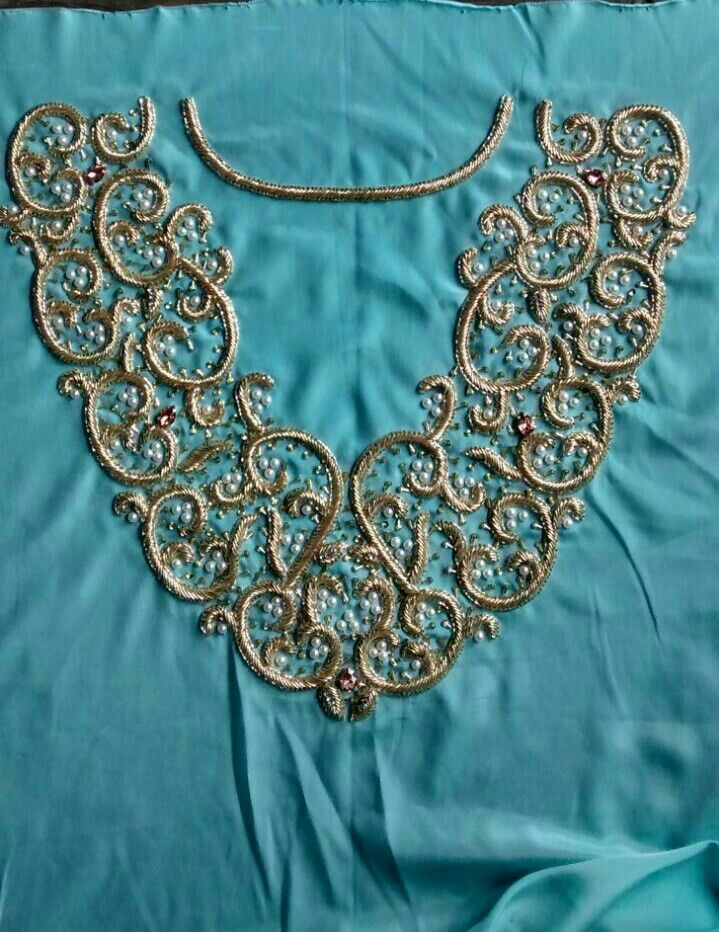 Turquoise elegance 2016 caftan journey