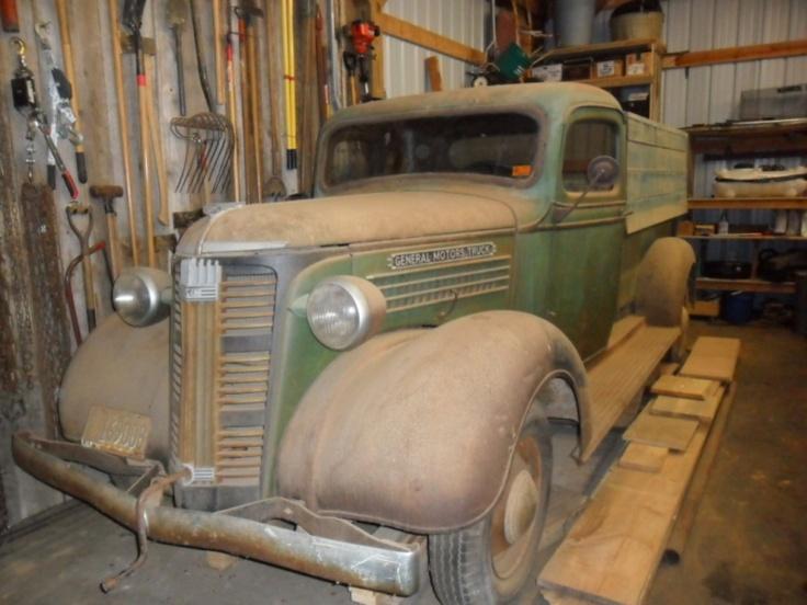 1937 GMC Truck Model T14B for sale | Hemmings Motor News