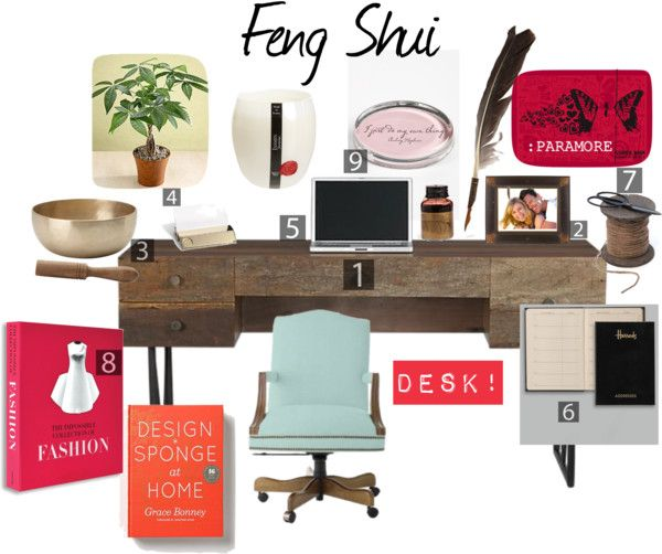 Feng Shui Desk (With Images)