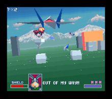 Star Fox (video game) - Wikipedia