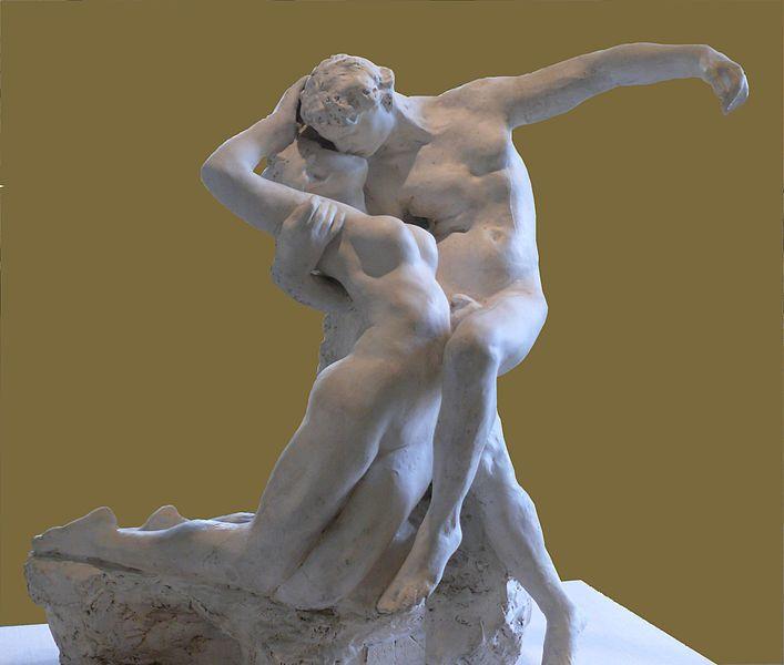 Eternal Springtime. Rodin