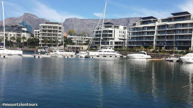 Explore the V&A Waterfront with its many world-class restaurants and retail outlets.
