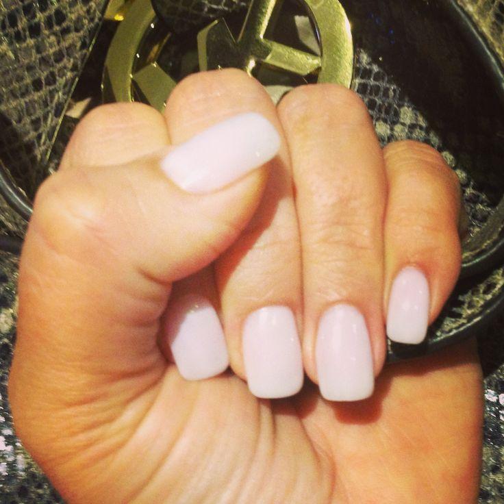 Naturally Nude Nails Shellac Color Don T Burst My Bubbles Nailicious Pinterest Shellac