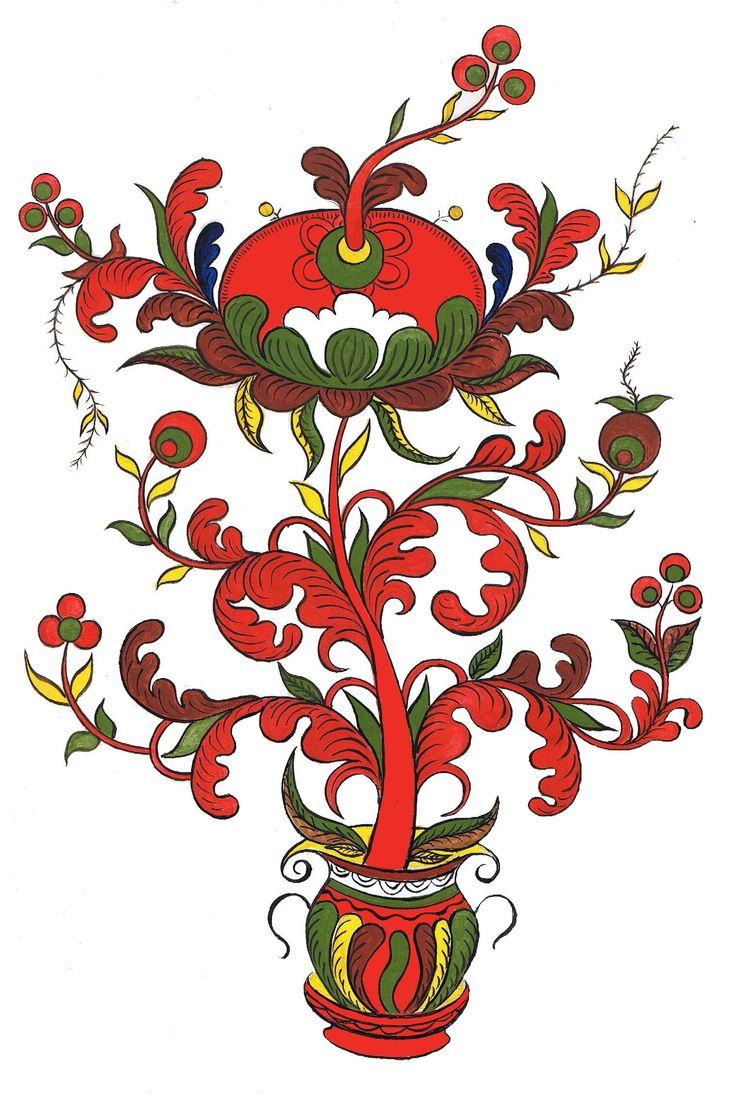 eastern european folk art