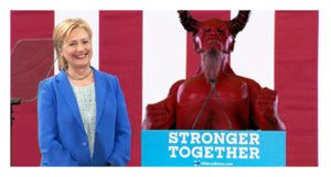 Waterford Whispers News Thu, 11 Aug 2016 19:17 UTC   © Waterford Whispers News Presidential candidate Hillary Clinton has once again stepped a little closer to securing one of the most sought after… https://winstonclose.me/2016/08/20/satan-endorses-hillary-clinton-bywaterford-whispers-news/