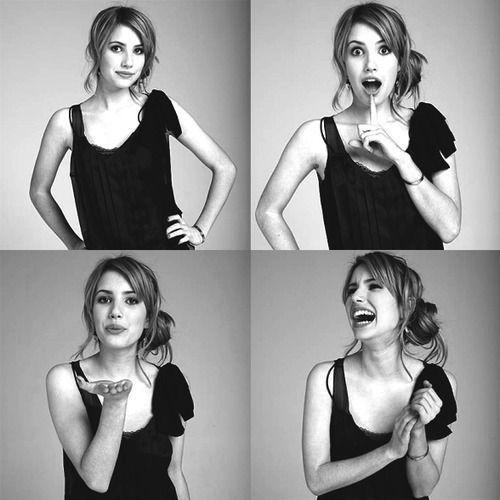 Emma Roberts!