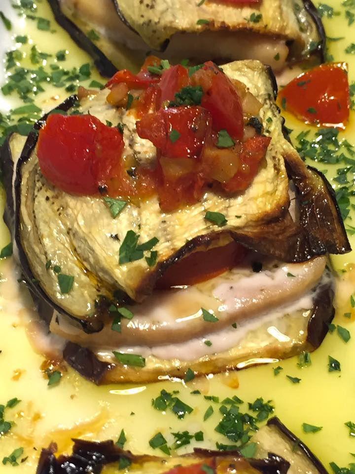 Swordfish Parmigiana °°°°° Parmigiana di pesce spada