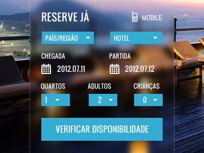 Hotel Reservation / João Oliveira Simões