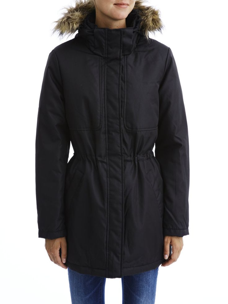 MATEO - WARM JACKET, Black