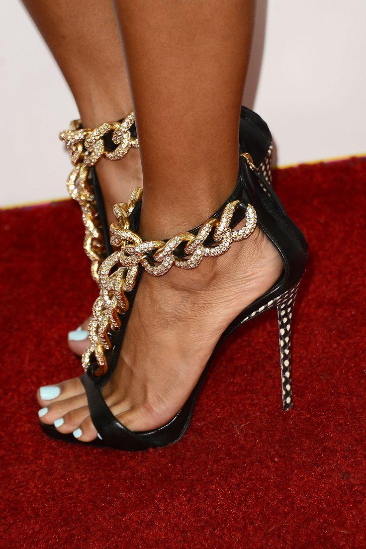 Karrueche Tran's Feet