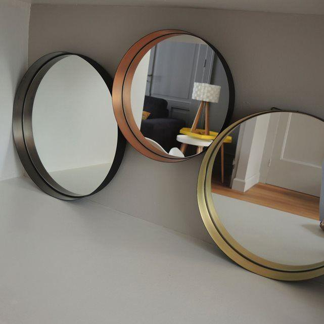 17 meilleures id es propos de console verre sur - Hauteur miroir au dessus buffet ...