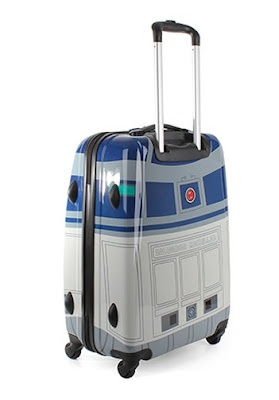 R2D2 Suitcase Star Wars
