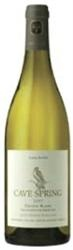 Professional review of Cave Spring Cave Spring Vineyard Chenin Blanc 2009, food pairings, store stock locations, prices, serving tips for this wine and more wines you'll enjoy