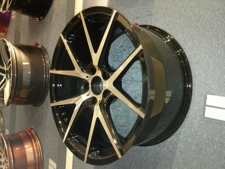 one piece forged wheel