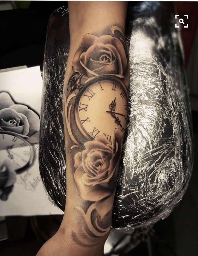 25 best ideas about clock tattoo design on pinterest time piece tattoo tattoo designs and. Black Bedroom Furniture Sets. Home Design Ideas