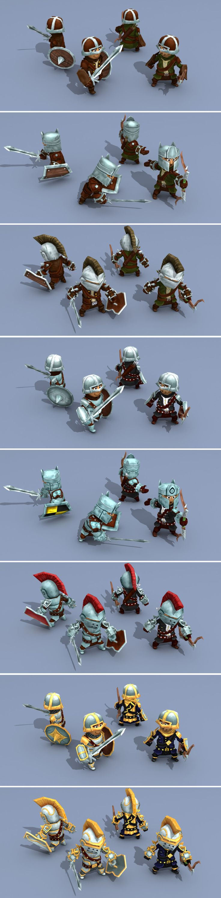 Full Fantasy Game Set / Bundle Contains: 14M Animated, Low Poly, Fantasy Bandits Cartoon Fantasy GUI Lowpoly Toon Forest Super Lowpoly Winter Environment Lowpoly Toon Autumn Forest Lowpoly Toon Ruins Lowpoly Toon Village 11k Animated Fantasy Heroes Fantasy Weapons Set Animated Fantasy Heroes Set 33 Animated Skeletons Set Animated Zombie Set30000 Animated Characters 20k Animated Fantasy Female Characters 15k Animated Fantasy Mob / Demon Set 15k Animated Mage Hero Set