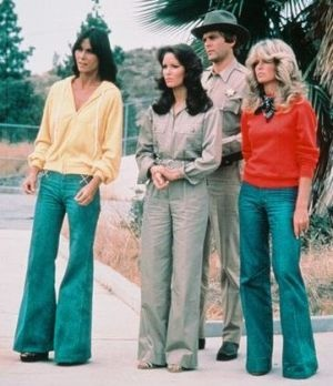 TV show fashion history - Charlies Angels - bell bottoms.jpg