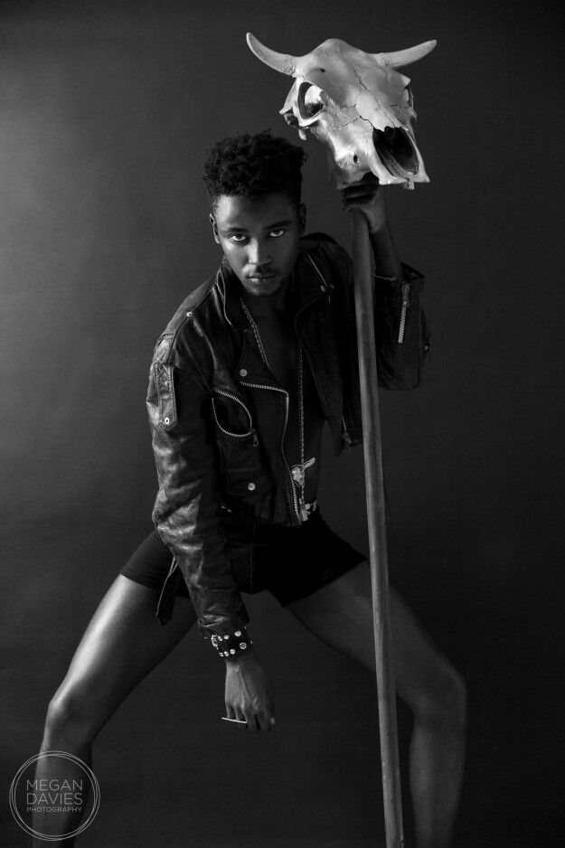 Black photoshoot