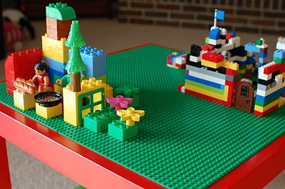 Diy Lego Table Lack Table Classroom And Tables