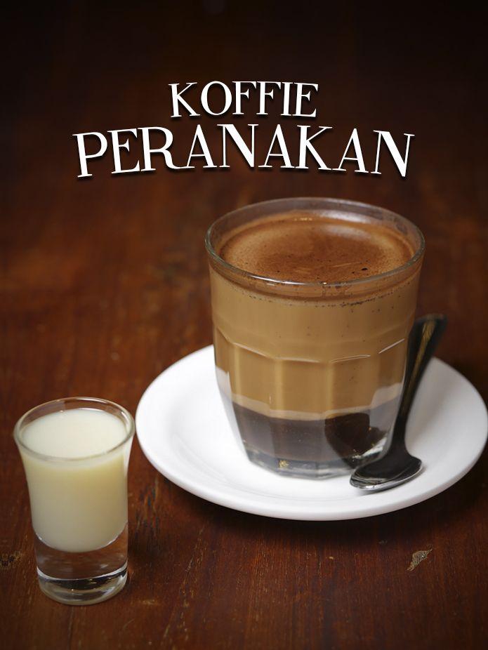 Koffie Peranakan. Part of specialty koffie. Choise your koffie #SweetOfKOFFIETUBRUK#KoffieWarungTinggi#OpcoIndonesia