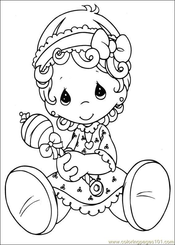 coloring pages precious moments 18 cartoons precious moments free printable coloring page