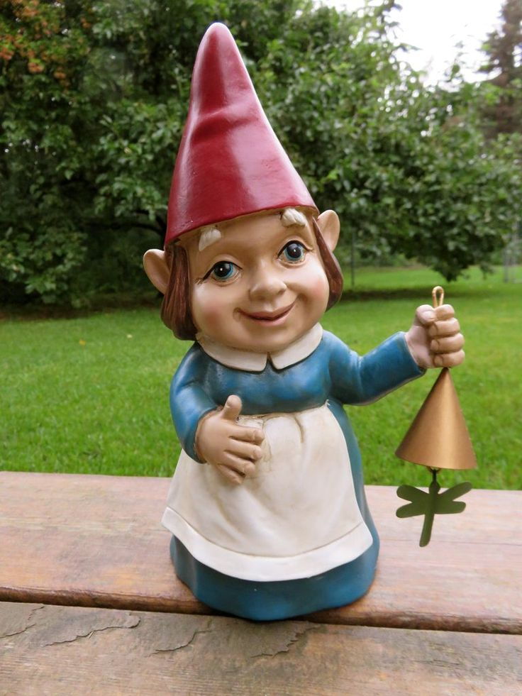 Gnome In Garden: 151 Best Garden Gnomes Images On Pinterest