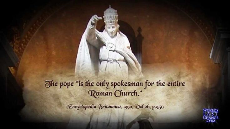 The Biggest Vatican Secret Revealed! ~ http://www.worldslastchance.com/ - People are incessantly speculating about the dark secrets housed by the Roman Catholic Church and the Vatican, but one secret alone serves as the bedrock for understanding the mystery, nature, and scope of her gross deceptions. The Biggest Vatican Secret Revealed!  http://www.worldslastchance.com/end-t...