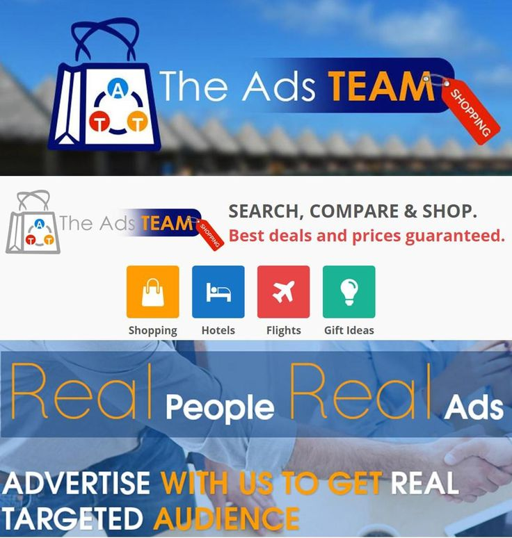 Sign up here: https://theadsteam.com/ref/493 TAT is a rev-share backed by powerful affiliate system in various and world wide popular net stores like Amazon, Ali Express, etc. Like any other rev-share TAT is selling advertising space and allowing members to participate in sharing of its profits. TAT has been paying for over 3 months and it will be so for a long time.  Ad Packs: $10, $25, $50 - ROI upto 120% Referral commission 5 level deep