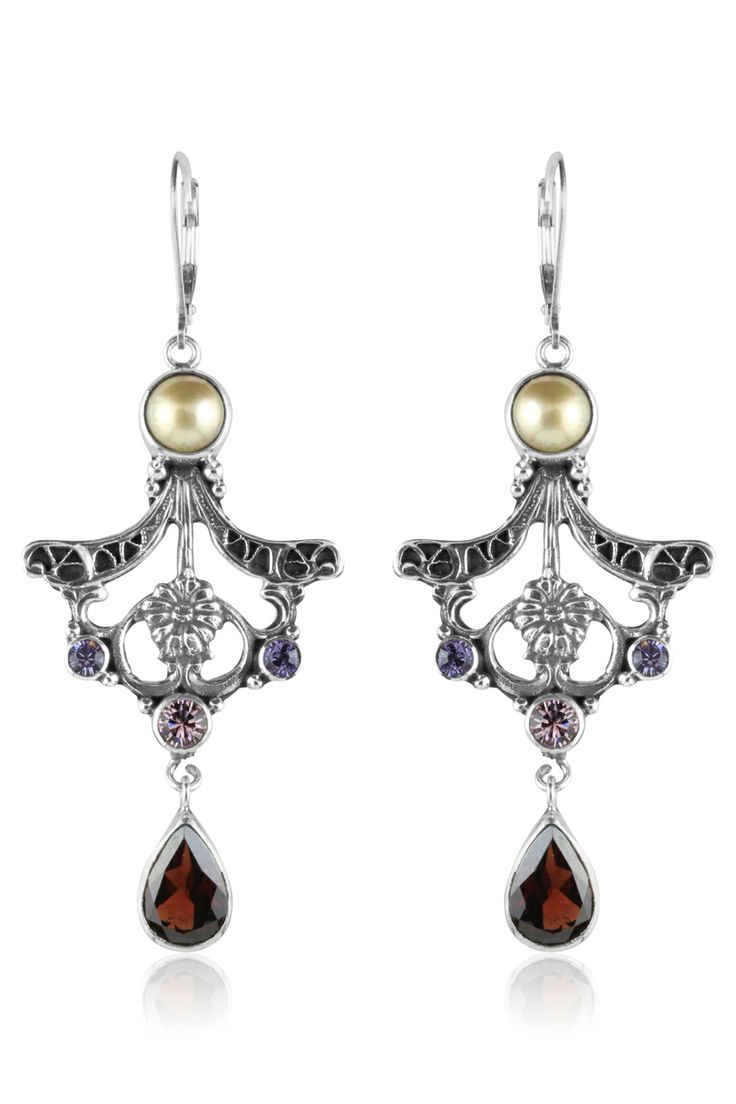 mars and valentine at caracol inspired jewelry and handbags mars and valentine autumnal earrings - Mars And Valentine