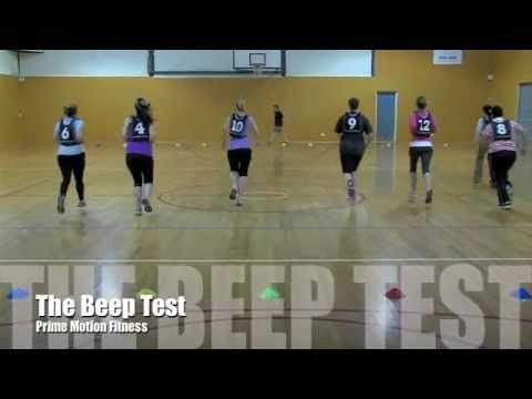 Victoria Police - The Beep Test
