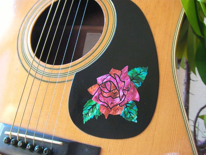 Best Customized Guitar Images On Pinterest Guitars Decals - Custom vinyl guitar stickers