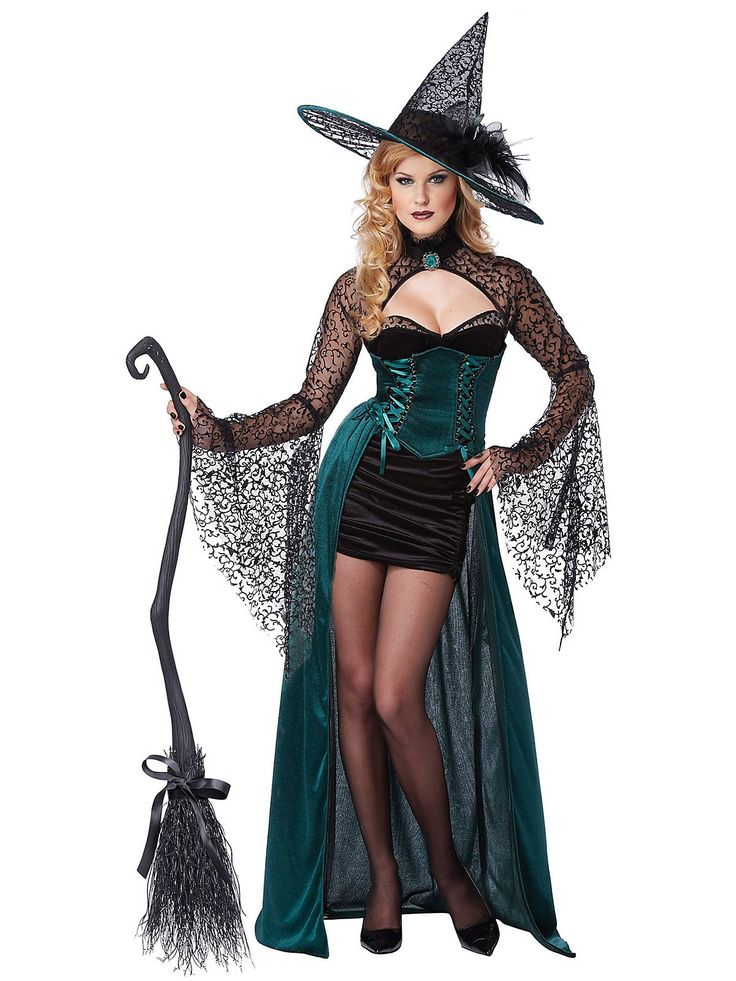 Enchantress Costumes | Cheap Witch Costume for Adults