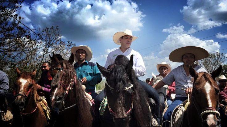 Alejandro Moreno turismo en Campeche