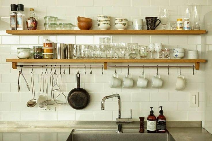 Cocinas de estilo Escandinavo por 株式会社seki.design
