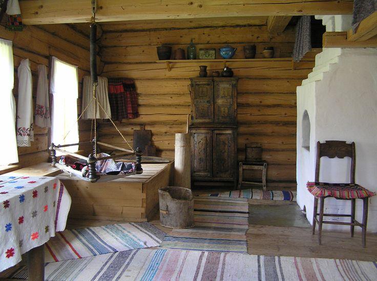 Armorama :: Russian Hut interiors WW2