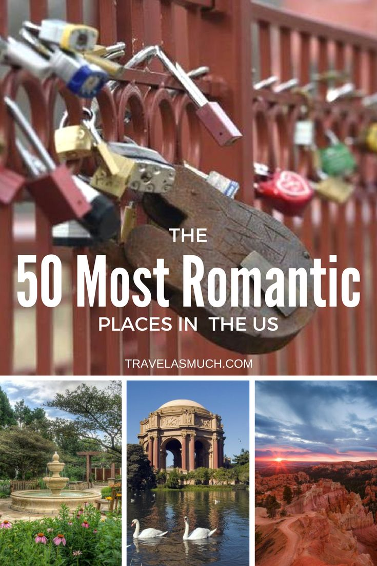 Romantic places for dating in usa