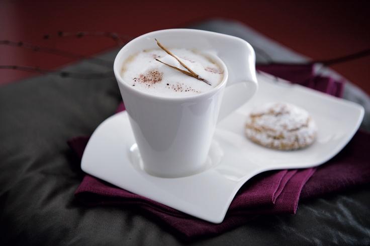 Espresso s našlehaným mlékem, kterému nejde odolat
