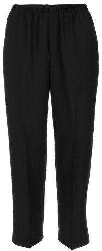 Alfred Dunner Polyester Pull-On Pants - Petite - http://darrenblogs.com/2015/12/alfred-dunner-polyester-pull-on-pants-petite/