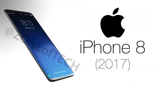 iPhone 8 Akan Dilengkapi Dengan Kamera 3D?