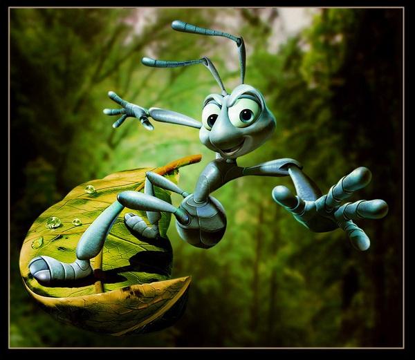 bugs life cartoon free